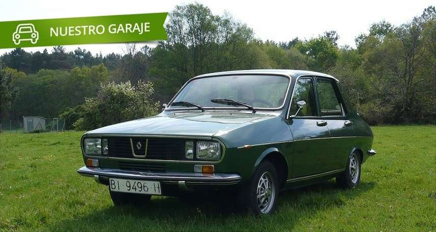 Renault 12S