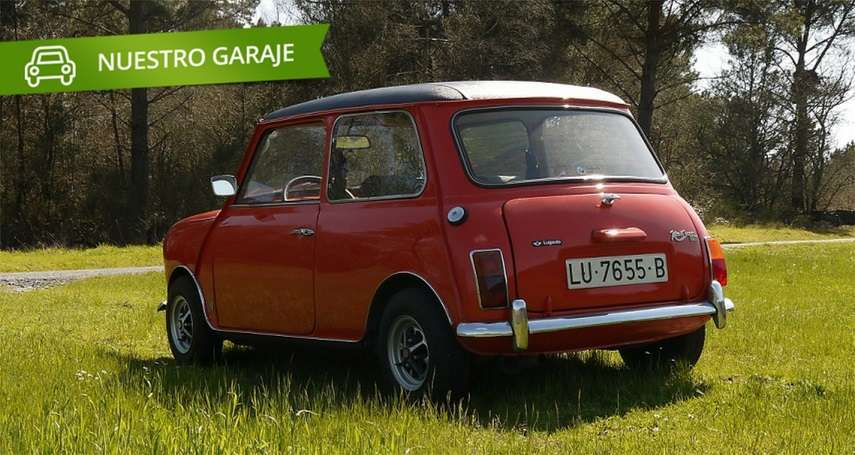Mini Cooper 1300 Authi